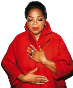 """Oprah Winfrey, American media mogul, former talk show host, actress, producer, & philanthropist. She is best known for her 25-year syndicated, multi-award-winning talk show """"The Oprah Winfrey Show"""" which was the highest-rated program of its kind in history. She has been ranked the richest African-American of the 20th century, the greatest Black philanthropist in American history, & was for a time the world's only black billionaire. One of the world's most influential women, her net worth is…"""