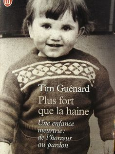 """"""" Je ne suis qu'un bâtard, une merde pour mes parents et pour vous aussi, d'accord. Vous voulez me casser, et bien, moi, je m'en fous de cette putain de vie."""" Tim Guénard"""