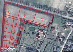 1 000 m², działka na sprzedaż - Sobącz - 40607725 • otodom.pl