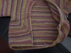 Baby Surprise Jacket - Inese K. Love Crochet, Crochet For Kids, Knit Crochet, Baby Knitting Patterns, Knitting Designs, Baby Surprise Jacket, Baby Sweaters, Kids And Parenting, Lana