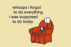 Pretty much every Saturday.