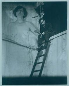 Tristan Tzara - Man Ray