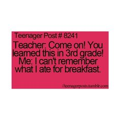 Teenager Posts ❤ liked on Polyvore featuring quotes, teenager posts, words, teenage posts, pictures, text, fillers, saying and phrase