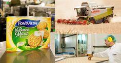 Fontaneda extenderá Compromiso Harmony al 99% de su producción en 2016: Un total de 25.000 toneladas de trigo, 282 agricultores y 17 cooperativas adheridas. Son las grandes cifras que protagonizan la tercera cosecha en nuestro país del proyecto Compromiso Harmony, una iniciativa con la que Fontaneda busca preservar la biodiversidad, fomentar la agricultura local y ofrecer al consumidor galletas de mayor calidad.