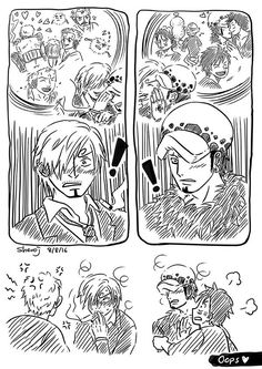 One Piece Zosan & Lulaw pt 2