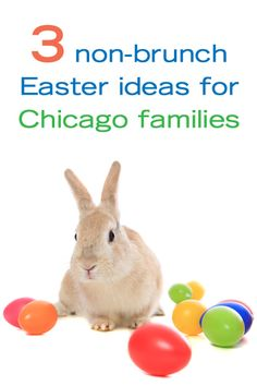 3 non-brunch family #Easter celebrations in #Chicago