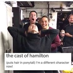 Jefferson to Lafayette. Laurence to Phillip. Ponytail = different character <<< Maria to Peggy (yes I know it's the other way around) Happy Hamilton to sad Hamilton. Sweet kind Eliza to not taking anymore of your crap Eliza. Alexander Hamilton, Phillip Hamilton, Anthony Ramos, Hamilton Fanart, Hamilton Lin Manuel Miranda, Def Not, Nerd, Hamilton Musical, And Peggy