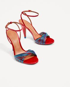 MULTI-STRAP SANDALS-View all-SHOES-WOMAN | ZARA United States