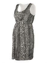 Hit Dot Wedding Guest Special Occasion Maternity Evening Party Dress