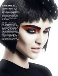 edgy editorial makeup - Google Search