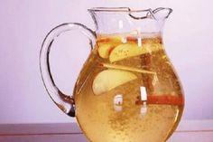 Detox Water Benefits, Infused Water Detox, Apple Water, Digestive Detox, Body Detoxification, Lemon Diet, Weight Loss Water, Detox Your Body, Water Recipes