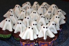 25 cupcakes flippants et savoureux, de quoi effrayer vos papilles pour Halloween