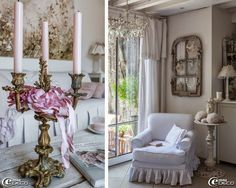 Plus de 1000 id es propos de grange de charme sur - Decoration shabby en ligne ...