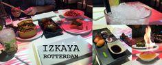 Gewoon wat een studentje 's avonds eet: Buiten de deur: Izkaya Touch Table restaurant in R...