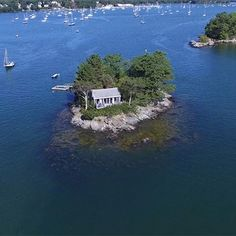Private island for sale, Maine