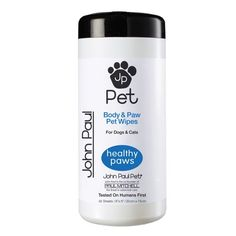 Dog Grooming Wipes - John Paul Pet Wipes Full Body and Paw *** Check out the image by visiting the link. (This is an Amazon affiliate link)