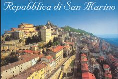San Marino Republic Of San Marino, The Republic, Vatican, Countries Of The World, Amazing Places, Monaco, Countryside, Places Ive Been, Saints