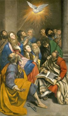 A Night in the Holy Sepulchre Part 2: Pentecost David Torkington continues his reflection on the Holy Sepulchre with specific emphasis on Pentecost and the descent of the Holy Spirit, more... See: http://www.spiritualdirection.com/2015/05/20/a-night-in-the-holy-sepulchre-part-2-pentecost