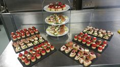 Chefs Choice canapés at the Castle Oaks Oaks House, Chef's Choice, Country House Hotels, Canapes, Chefs, Castle, Ethnic Recipes, Wedding, Food