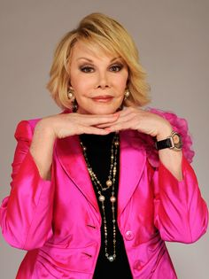 Daughter: Joan Rivers is in \'serious condition\' please pray for Joan.