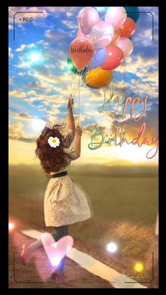 Happy Birthday Greetings Friends, Happy Birthday Wishes Cake, Happy Birthday Wishes Quotes, Happy Birthday Video, Birthday Wishes And Images, Happy Birthday Celebration, Happy Birthday Pictures, Happy Birthday Sister, Birthday Wishes For Kids