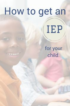 8 tips for getting your child an IEP: How do I get an IEP? I outline the steps for you, plus best practices so that you can get in good habits from the beginning of the IEP process. Calming Activities, Learning Activities, Kids Learning, Sensory Activities, Autism Resources, Teacher Resources, Iep Meetings, First Time Parents, Apraxia