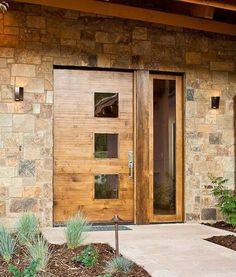 Contemporary Front Door - Find more amazing designs on Zillow Digs!