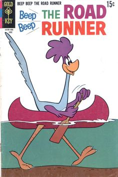 Title: Beep Beep The Road Runner #12 June 1969Series: Gold Key Comics #12 Characters: Road Runner, Wile E. Coyote, Matilda Roadrunner, Road Runner Kids, Porky Pig, Petunia Pig, Daffy Duck, Road Runner...