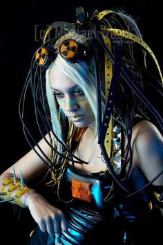 Cyber Goth = Infinitely sexy