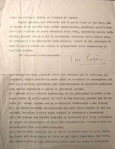 Lettera di Umberto II al figlio del 25 gennaio 1960 - foglio 2