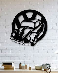 Unique custom designed wall decoration product,Volkswagen Beetle Metal Wall Art – My Wallpapers Page Metal Walls, Metal Wall Art, Wood Art, Volkswagen, Art Decor, Decoration, Wall Accessories, Metal Tree, Scroll Saw Patterns