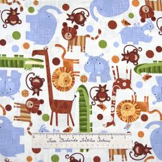 1000 images about baby fabrics on pinterest fabrics for Safari fabric for nursery