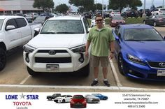https://flic.kr/p/JYpX3J | Lone Star Toyota of Lewisville Customer Review | Quick and easy buying, great experience.  Michael, deliverymaxx.com/DealerReviews.aspx?DealerCode=E208&R...