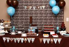 Decoração para festa de aniversário de 1 ano