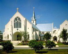Alamo Heights United Methodist Church, San Antonio, TX