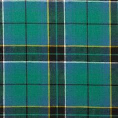 MacAlpine Ancient Lightweight Tartan by the meter – Tartan Shop