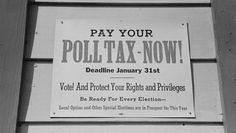 Now it appears that Ohio Republicans are on the verge of enacting an voter ID law that requires Ohio residents to pay a fee in order to cast a ballot. Poll Tax, Meanwhile In America, Voter Id, Right To Vote, Make It Work, Proposal, Politics, Facts