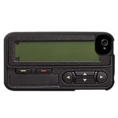Pager iPhone 4 Case