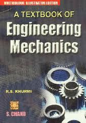 Engineering Mechanics By R.s Khurmi Book in Pdf Download Free - ITWebister