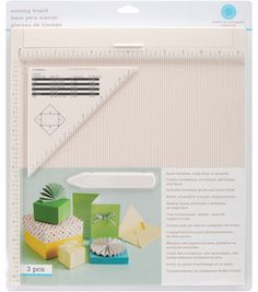 Martha Stewart Crafts Scoring Board & shape cutters & tracing tools at Joann.com