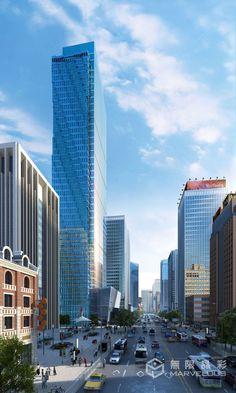 Alle prmierten Entwrfe  DeutscheBankAreal in Frankfurt  Ideen rund ums Hochhaus  Hochhaus