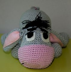 crochet winnie the pooh on Pinterest Winnie The Pooh ...