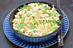 Pad Thai med kylling og spidskål - Dagens tallerken