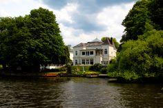 Hamburg Alster Villa