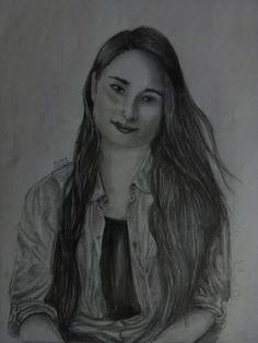 Portre çalışma