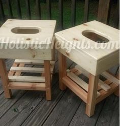 Yoni Stool / V Steam Stool One Handmade Steaming Stool with Removable Shelf. Carpet Savers on the bottom of legs (to prevent scratching).  #yoni  #yonisteam #yonisteaming #vsteam #vsteaming #hipbath #yonistool #yonistool #vaginalsteam #vaginalsteaming #vaginalsteambath #yoniegg #yonieggs #bajo  #bajos #chaiyok