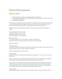 brownie to junior poem - Google Search | Brownies ...