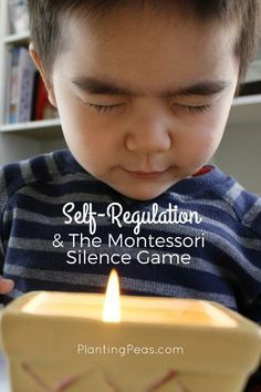 great link to article from Harvard about Self-regulation (developing focus!) and the Montessori silence game -- good link to games and websites! Montessori Practical Life, Montessori Homeschool, Montessori Classroom, Maria Montessori, Montessori Toddler, Montessori Activities, Preschool Activities, Homeschooling, Montessori Elementary