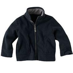 Carters Boys 2T-4T Micro Fleece Zip Jacket $14.99