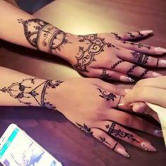 So pretty @girly_henna ❤️
